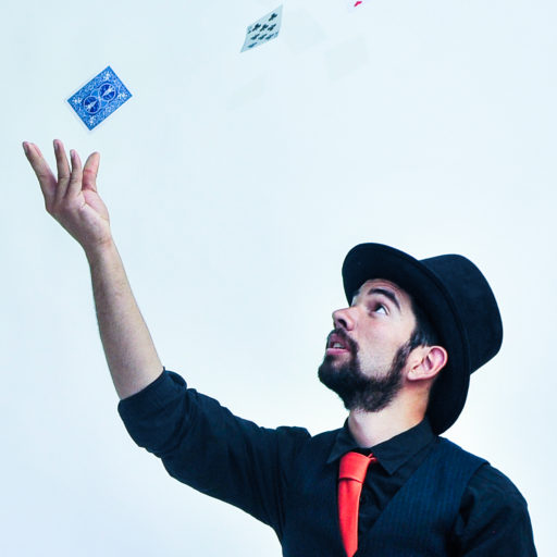 Thomas Dion Magician Hat